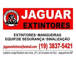 Jaguar Extintores